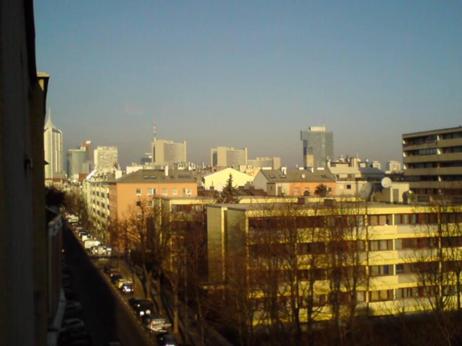 UNO City - Skyline