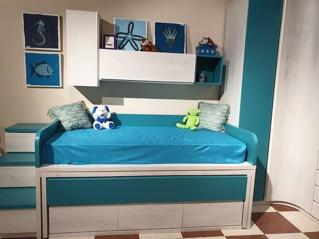 Encantadora habitación en Ourense