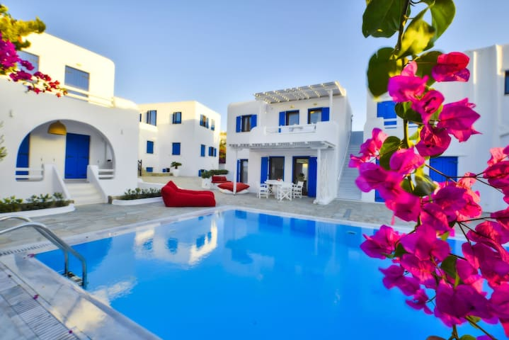 ''Antheia'' Mykonian Home-Main Town - Mikonos - Apartment