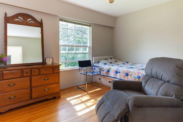 une belle chambre au coeur du  Tsawwassen