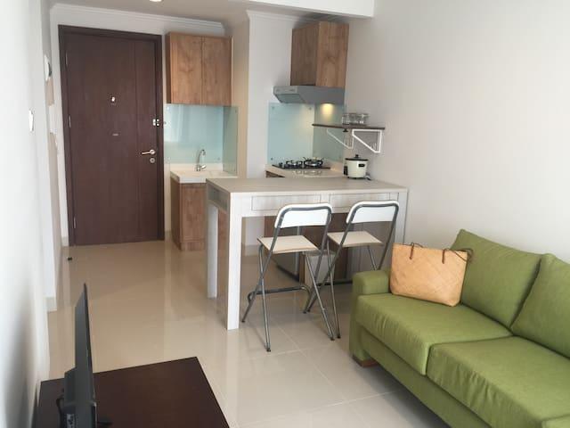 Signature Park Grande 2 BR Apartment in Jakarta