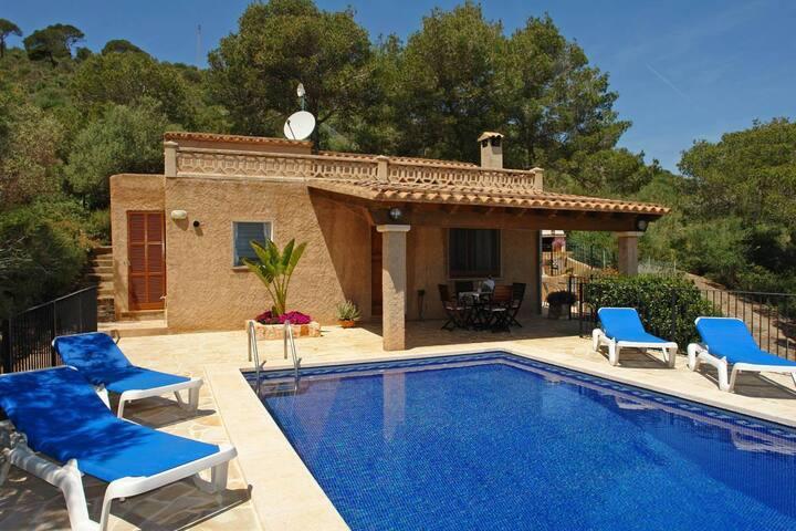 Preciosa finca en s'Horta - Felanitx - Casa