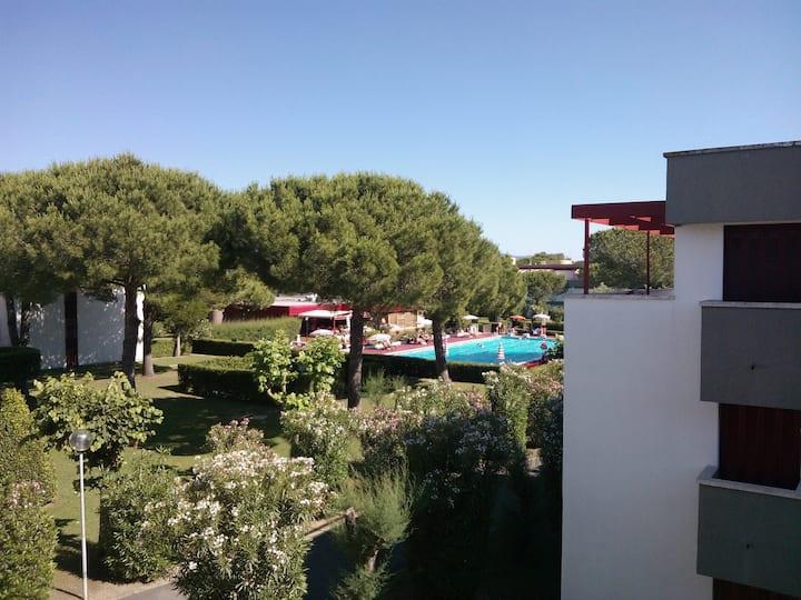 Appartamento in residence A - Marina del Forte