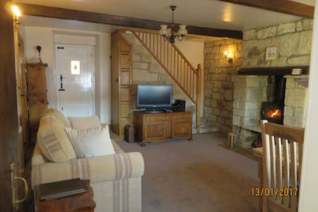 Holly Cottage, Oxenhope - Oxenhope - Hus
