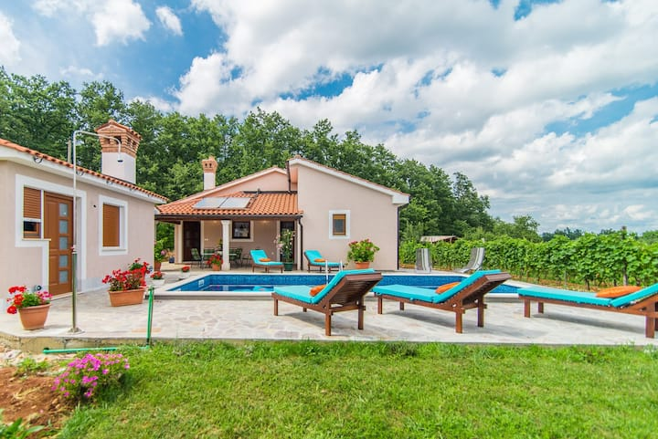 Holiday House Mihael with Large Garden