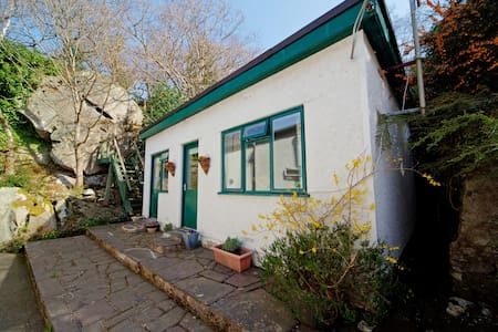 Secluded Woodland Retreat Snowdonia - Bethesda - Casa