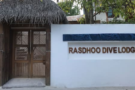 Rasdhoo Dive Lodge, Maldives