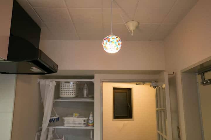 Nakasu Apartment 301