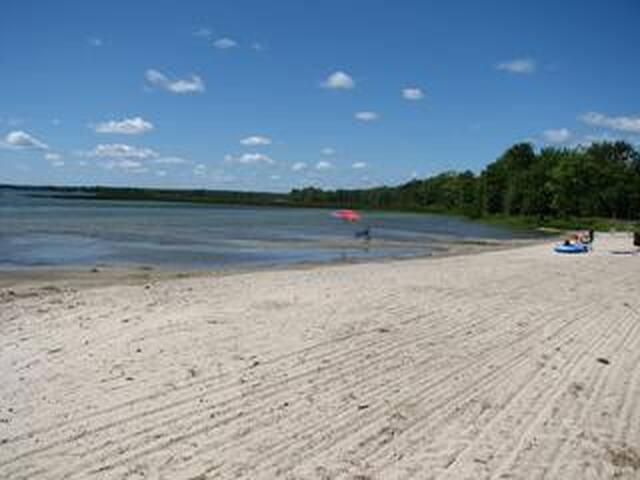 Waterfront -Lake Simcoe Lagoon City - Brechin