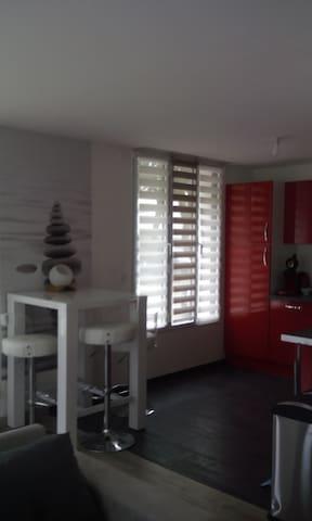 logement rdc 42 M2 lorient centre