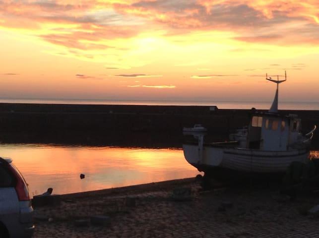 PortGordon & Glorious Moray Firth. - Portgordon