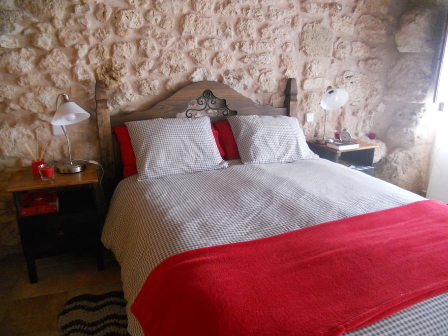 Dormitorio cama extragrande