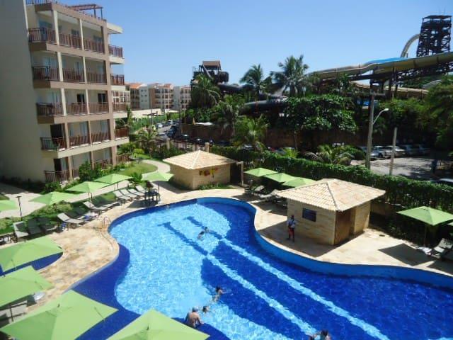 Apartamento no Porto das Dunas - Aquiraz - Appartement