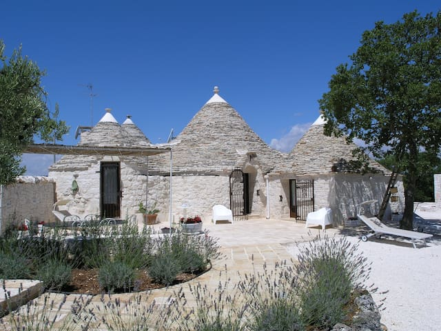 Stunning Trulli with pool - Alberobello - Villa