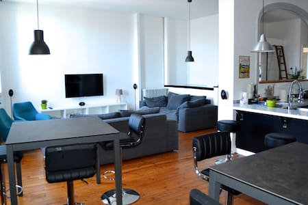 Appartement design plein centre ville - Apartmen