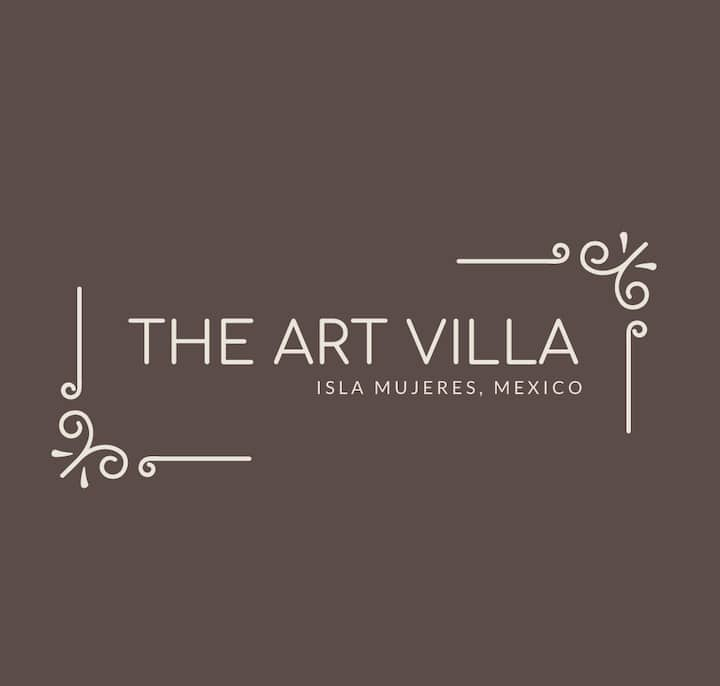 The Art Villa - Centro (Beautiful downtown villa)