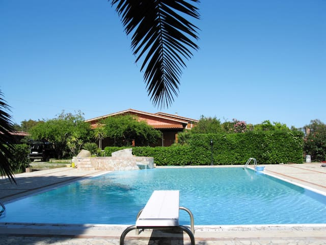 House Residence Il Melograno for 5 persons