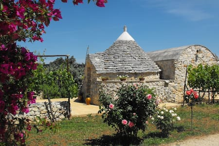 Beautiful Trullo in Salento, Puglia - San Vito dei Normanni - Andere