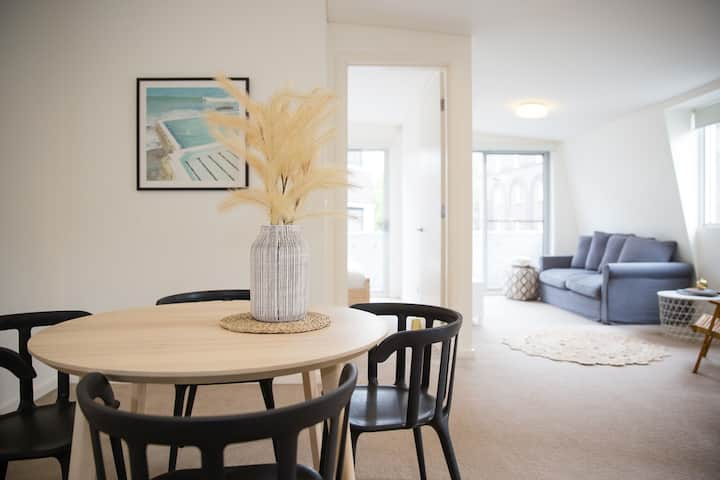 Relaxed 1BR on the doorstep of Darling Harbour