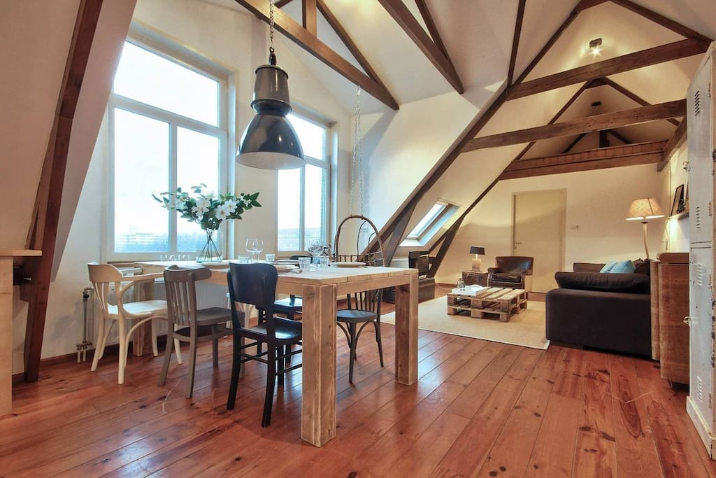 Stunning apt for 4 in lively elandsgracht appartamenti for Affitto appartamento amsterdam centro