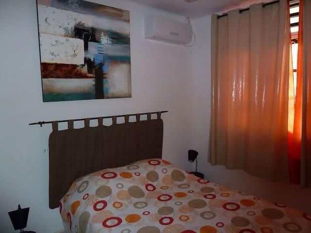 T3 calme, sécurisé et bien placé - Cayenne - Apartment