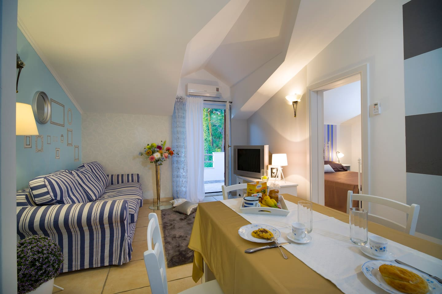 Brela, your holiday in a pure green surroundings