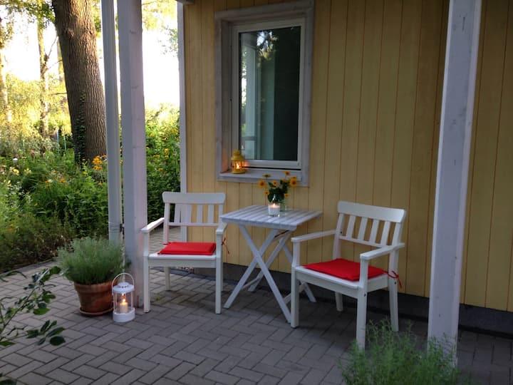 Gemütliche, kleine Wohnung zwischen 4 Seen