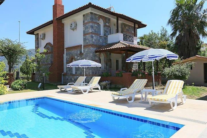 Villa Fulya 4 - Dalyan - Dalyan - Willa
