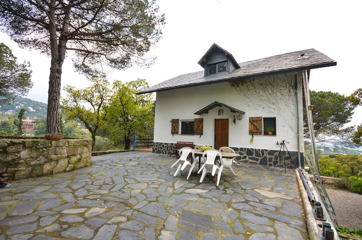 Casa rural con encanto - Vallgorguina - 一軒家
