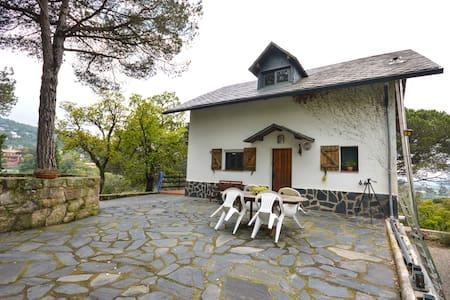 Casa rural con encanto - Vallgorguina - Haus