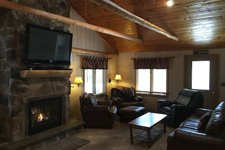 Adirondack Luxury Getaway - Eagle Bay - Hus