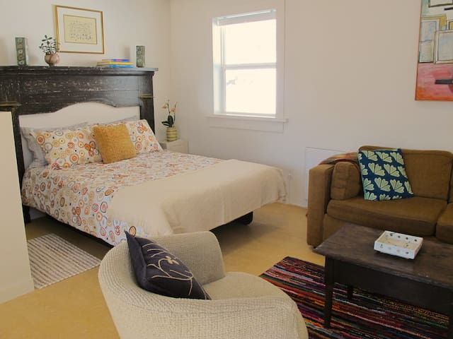Penland Road Studio Apartment - Bakersville - Byt