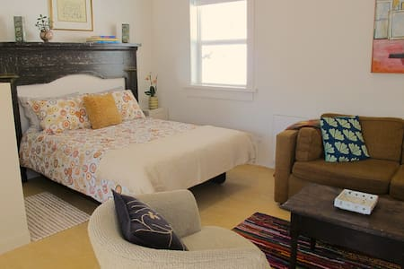 Penland Road Studio Apartment - Bakersville