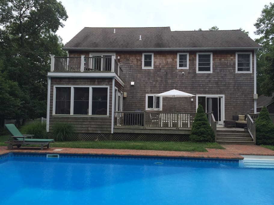 Vacation in gorgeous east hampton houses for rent in for East hampton vacation rentals