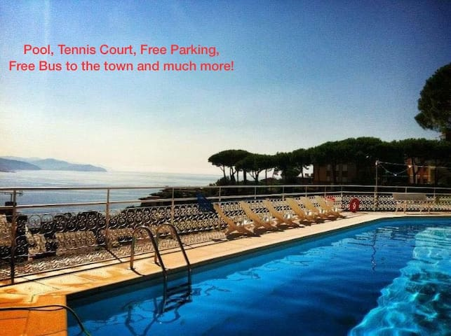 Portofino Est Apartments Sea View number 11a2