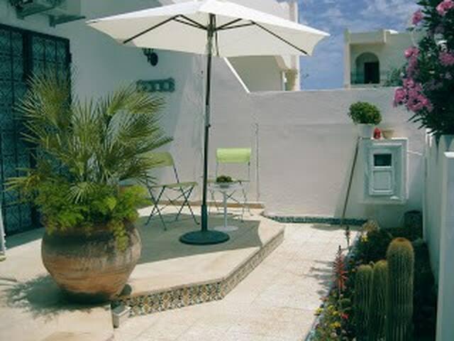 Maison confortable zone touristique