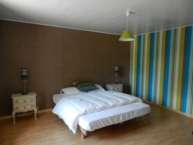 Ruim vakantiehuis in de Ardennen - Libin - Hus