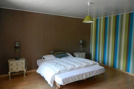 Ruim vakantiehuis in de Ardennen - Libin