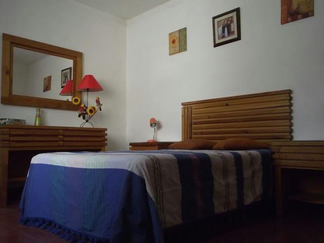 Apartamento equipado 2 recamaras - Oaxaca - Appartement