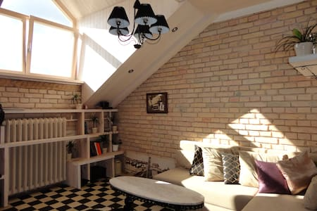 Stylish Studio Apartment | City Centre - Вильнюс - Квартира