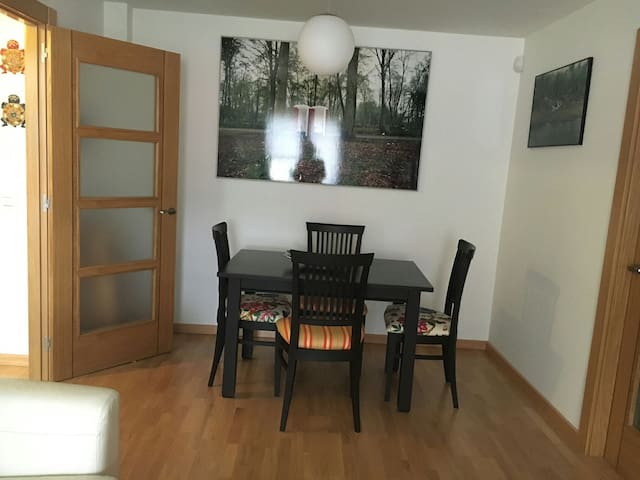 2 rooms flat, pool - San Juan de la Arena