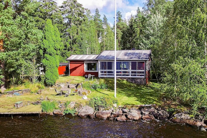 6 person holiday home in FORSBACKA