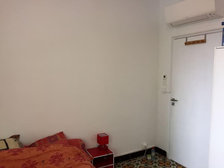 Chambre louer appartements louer ajaccio corse for Chambre 0 louer