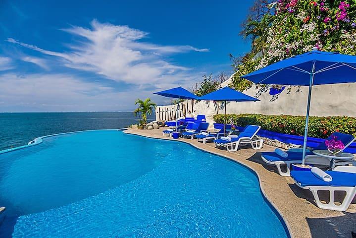 Villa Mia 10 Bedrooms: 107455 - Boca de Tomatlan