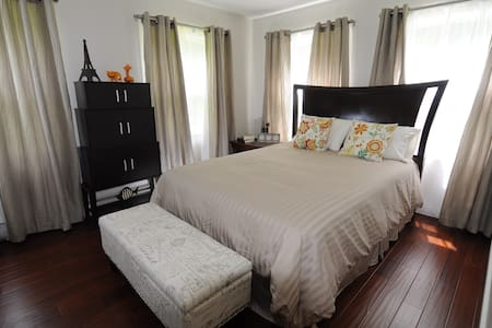 Quiet Private Lenox Apartment - 雷诺克斯(Lenox) - 公寓