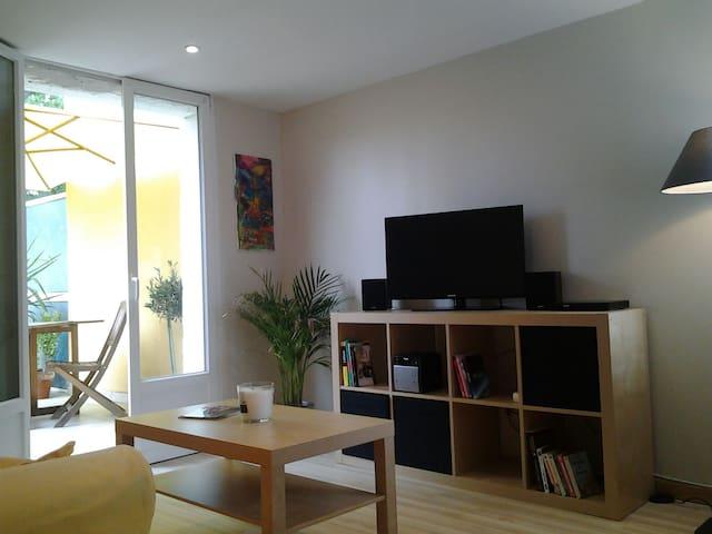 """Gite """"Eulalie"""" proche de Strasbourg - Rosheim - Apartment"""