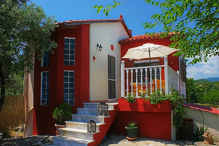 Vanna's Holiday house in Ηalkidiki