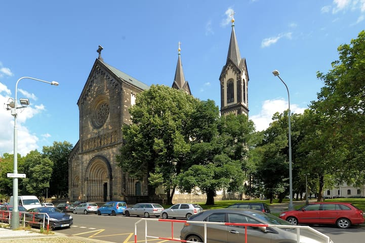 St. Cyril and Method church