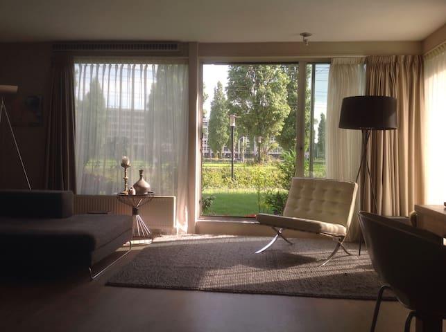 Spacious studio-apartment near CS - 阿姆斯特丹 - 公寓