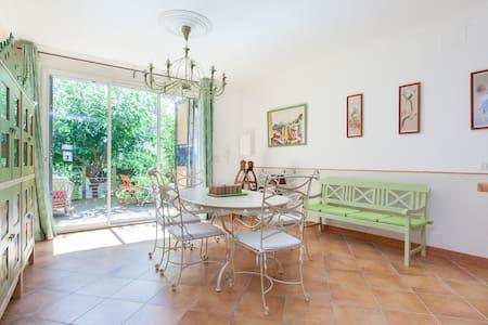 Appart style loft plein centre - Pézenas - 公寓